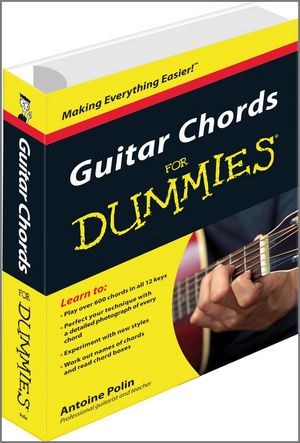 Guitar Chords for Dummies®