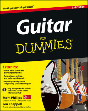 Guitar For Dummies [3rd Edition]