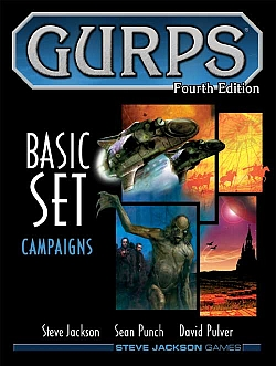 GURPS 4e - Basic Set - Campaigns
