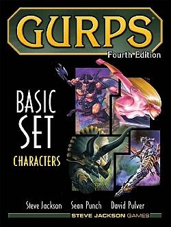 GURPS 4e - Basic Set - Characters