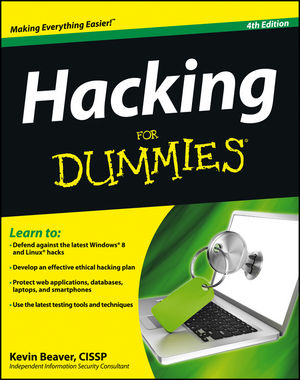 Hacking For Dummies® [4th Edition]
