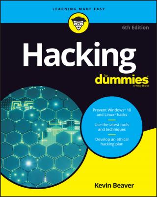 Hacking For Dummies® [6th Edition]
