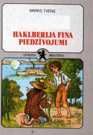 Haklberija Fina piedzīvojumi