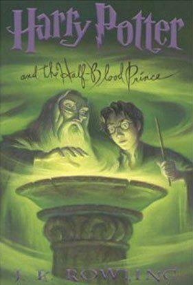 Harry Potter and Half-Blood Prince
