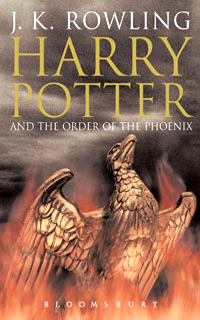 Harry Potter and the Order of the Phoenix (вычитывается)