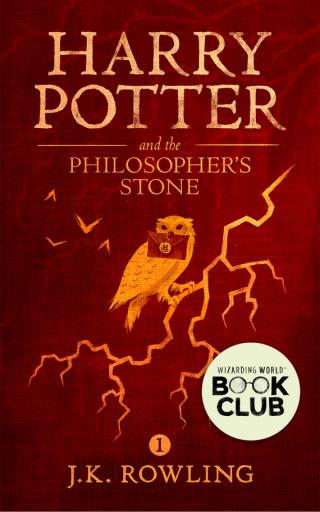 Harry Potter and the Philosopher's Stone [UK Edition]