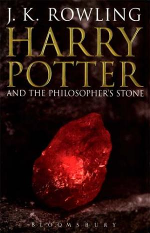 Harry Potter and the Philosopher's Stone[Bloomsbury, UK]