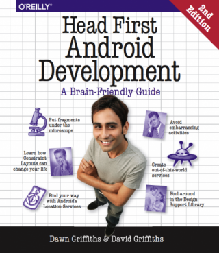 Head First Android Development [2nd Edition]