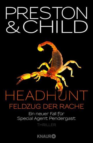 Headhunt - Feldzug der Rache (German Edition)
