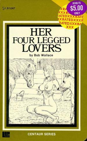 Her four legged lovers