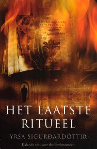 Het laatste ritueel [Þriðja táknið - nl]