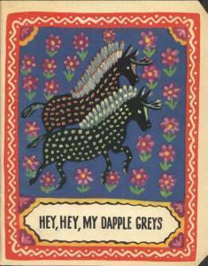 Hey, hey, my dapple greys