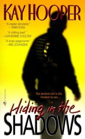 Hiding in the Shadows [Shadows trilogy - 2]
