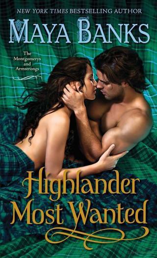 Highlander most wanted - Майя Бэнкс
