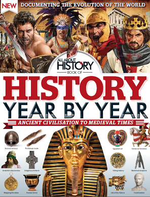 History Year by Year. Vol. 1