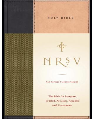 Holy Bible. New Revised Standard Version (NRSV)