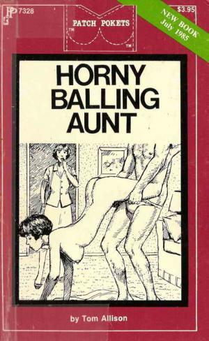Horny balling aunt
