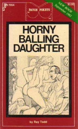 Horny balling daughter