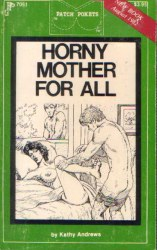 Horny mother for all