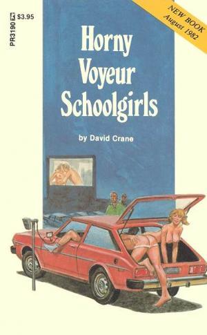 Horny voyeur schoolgirls