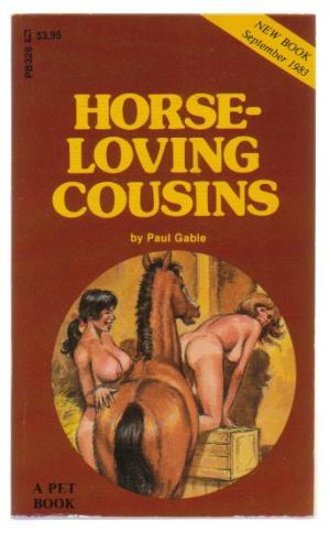 Horse-loving cousins