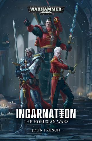 Horusian Wars: Incarnation [Warhammer 40000]