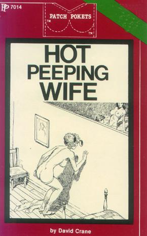 Hot peeping wife