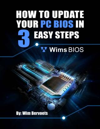 How to update your PC BIOS in 3 easy steps