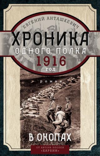 Хроника одного полка. 1916 год. В окопах