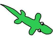 Хроники зеленого крокодильчика