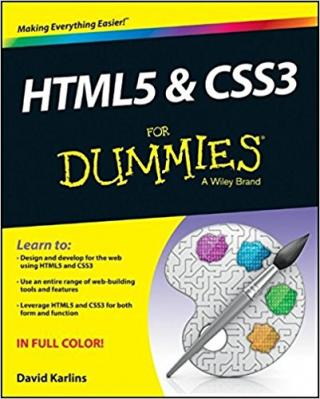 HTML5 and CSS3 For Dummies®
