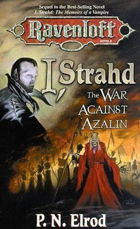 I, Strahd, The War against Azalin