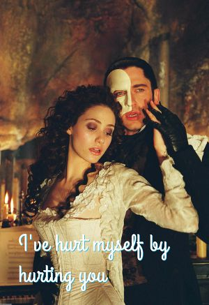 I've hurt myself by hurting you (СИ)