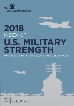 Индекс американской военной мощи 2018 года [2018 Index of U.S. Military Strength]