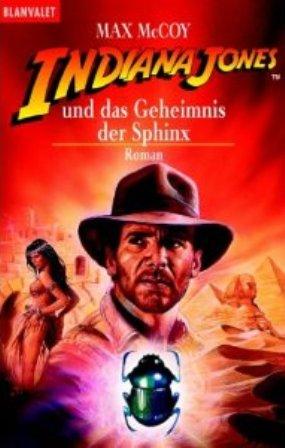 Indiana Jones und das Geheimnis der Sphinx