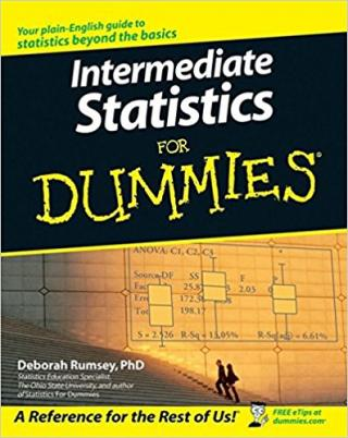 Intermediate Statistics for Dummies®