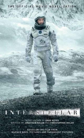 Interstellar: The Official Movie Novelization