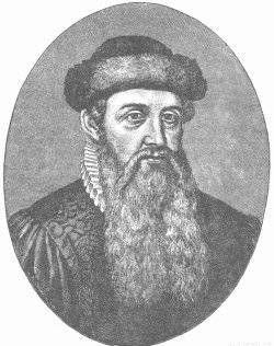 Иоганн Гутенберг. Его жизнь и деятельность в связи с историей книгопечатания