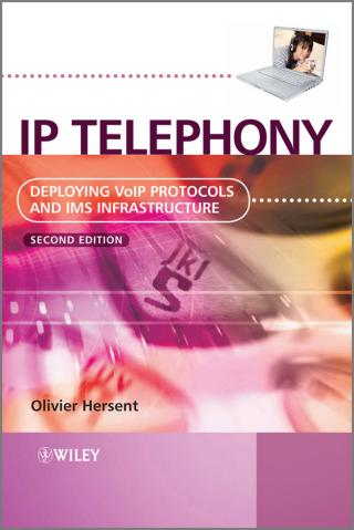 IP Telephony - Deploying Voice-over-IP Protocols