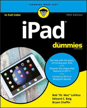 iPad® For Dummies® [10th Edition]