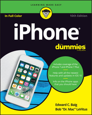 iPhone® For Dummies® [10th Edition]