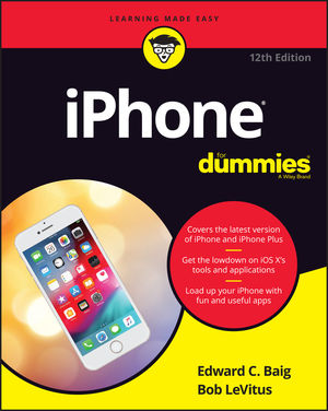iPhone® For Dummies® [12th Edition]
