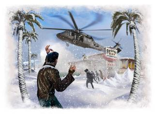Jack Reacher and the Christmas Scorpion