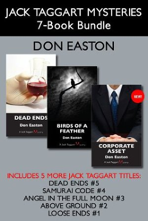 Jack Taggart Mysteries 7 - Book Bundle