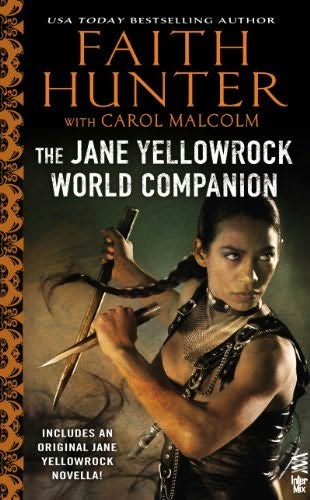 Jane Yellowrock World Companion