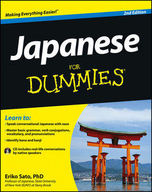 Japanese For Dummies® [2nd Edition]