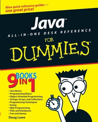 Java™ All-In-One Desk Reference For Dummies®