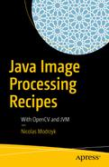 Java Image Processing Recipes With OpenCV and JVM