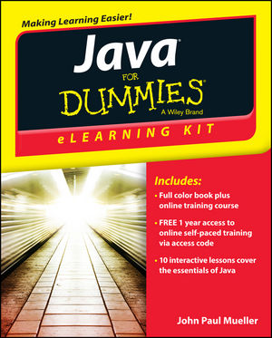 Java® eLearning Kit For Dummies®