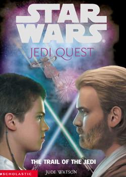 Jedi Quest 2: The Trail of the Jedi